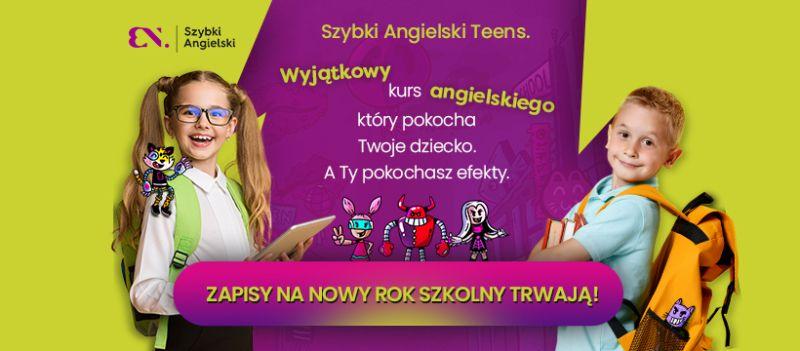 Szybki Angielski Teens