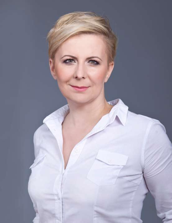 Anna Urbańska - wiceprezes zarządu SzybkiAngielski.pl