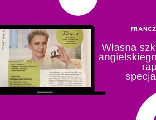 Własna szkoła angielskiego wsieci SzybkiAngielski.pl? – raport specjalny